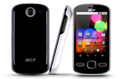 Acer be Touch E140