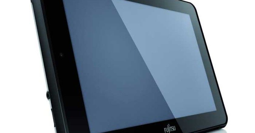 Fujitsu Stylistic Q550, un tablet para profesionales con Windows 7