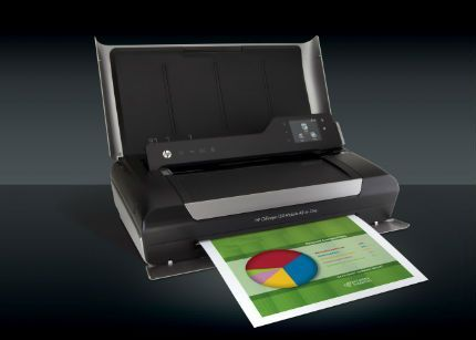 HP Officejet 150 Mobile All-in-One_right