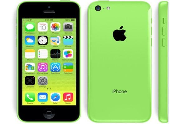 iPhone 5S supera a iPhone 5C por 3 a 1